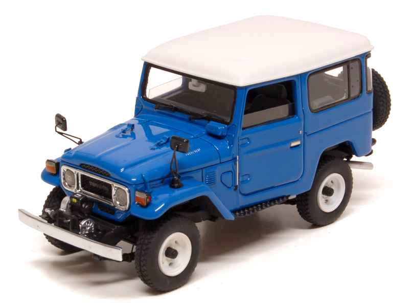 Toyota - BJ40 Land Cruiser - Century Dragon - 1/43 - Autos Miniatures Tacot