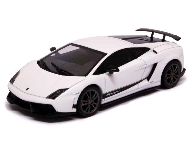 lamborghini gallardo lp 570 40 superleggera 2011 autoart 1 43 autos miniatures tacot. Black Bedroom Furniture Sets. Home Design Ideas