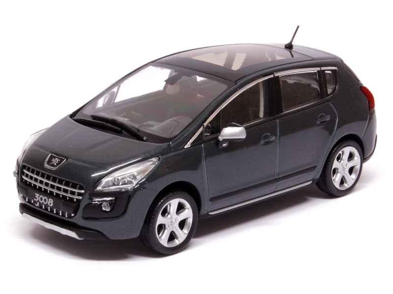 voitures miniatures 1 43 peugeot 3008. Black Bedroom Furniture Sets. Home Design Ideas