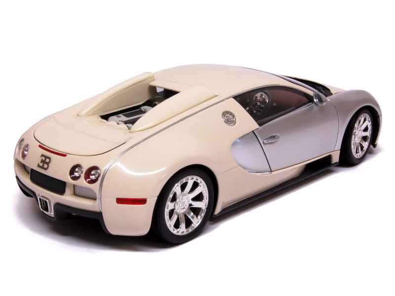 bugatti veyron centenaire 2009 minichamps 1 18 autos miniatures tacot. Black Bedroom Furniture Sets. Home Design Ideas