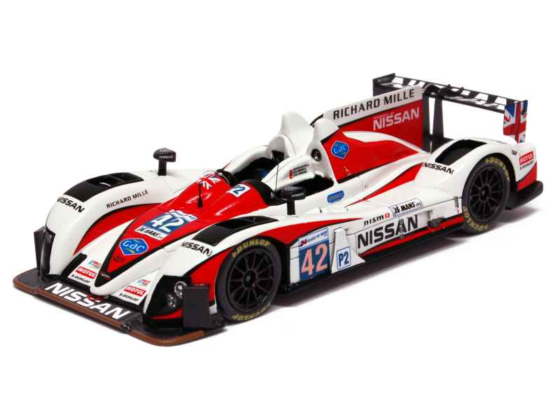 zytek z11sn nissan le mans 2012 spark model 1 43 autos miniatures tacot. Black Bedroom Furniture Sets. Home Design Ideas