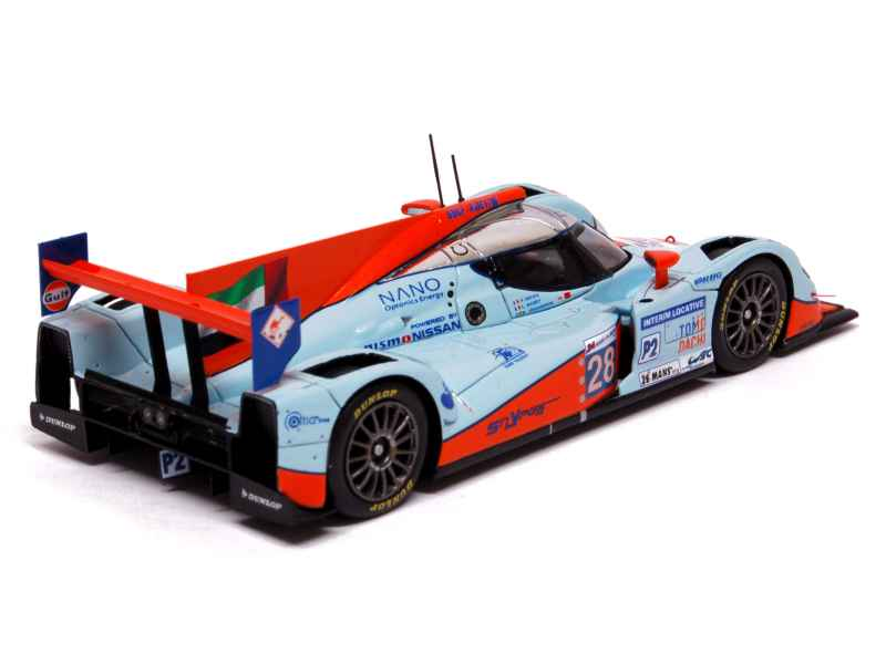 lola b12 80 nissan le mans 2012 spark model 1 43 autos miniatures tacot. Black Bedroom Furniture Sets. Home Design Ideas