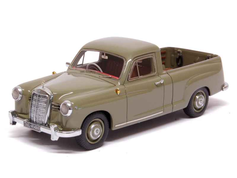 71621 Mercedes 180/ W120 Pick-Up 1956