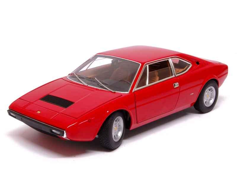 ferrari 308 gt4 dino elite 1 18 autos miniatures tacot. Black Bedroom Furniture Sets. Home Design Ideas