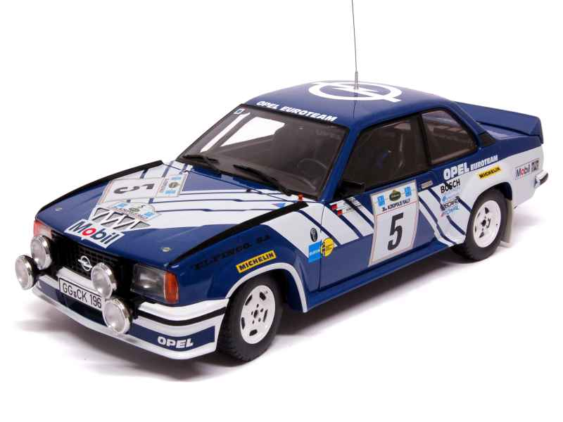 opel ascona 400 acropolis rally 1981 sun star 1 18 autos miniatures tacot. Black Bedroom Furniture Sets. Home Design Ideas
