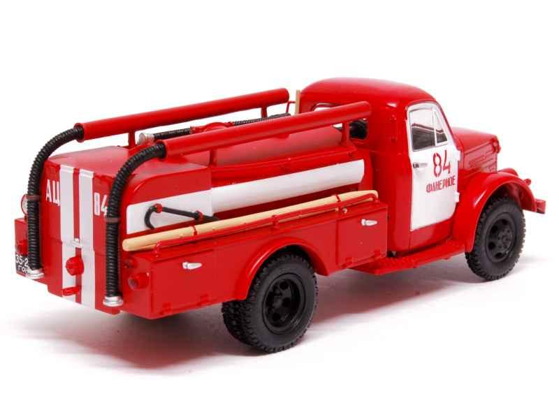 gaz 51a citerne pompiers dip models 1 43 autos miniatures tacot. Black Bedroom Furniture Sets. Home Design Ideas