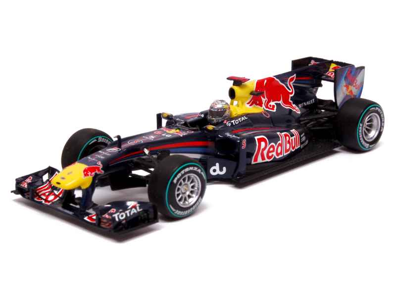71993 Red Bull RB6 Renault Abu Dhabi GP 2010