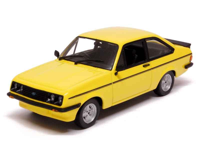 voiture miniature ford escort 1 43 1 18 autos miniatures tacot. Black Bedroom Furniture Sets. Home Design Ideas