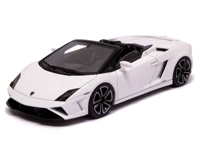 lamborghini gallardo lp 560 4 spyder 2012 looksmart 1 43 autos miniatures tacot. Black Bedroom Furniture Sets. Home Design Ideas