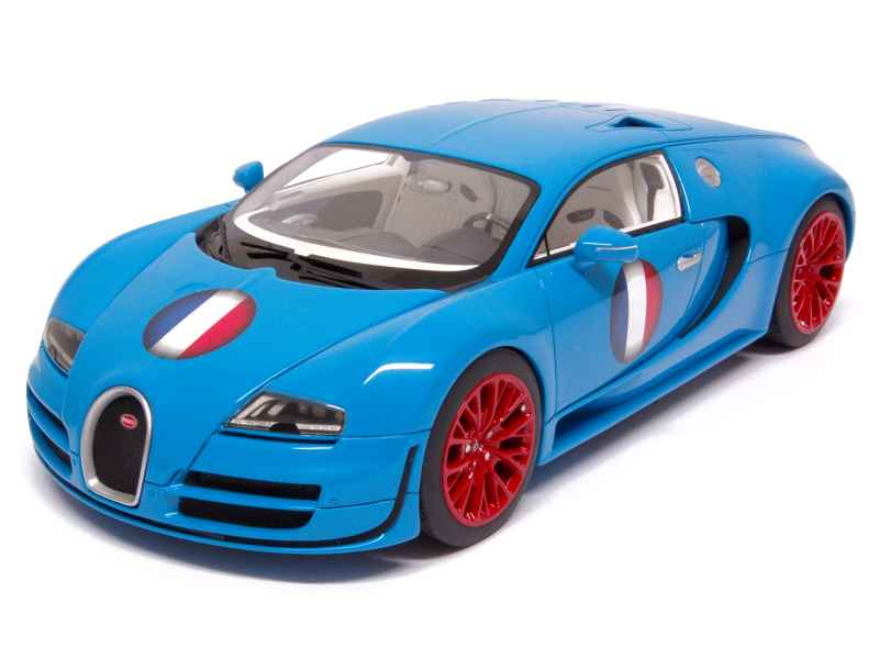 bugatti veyron 16 4 super sport 2010 mr 1 18 autos miniatures tacot. Black Bedroom Furniture Sets. Home Design Ideas