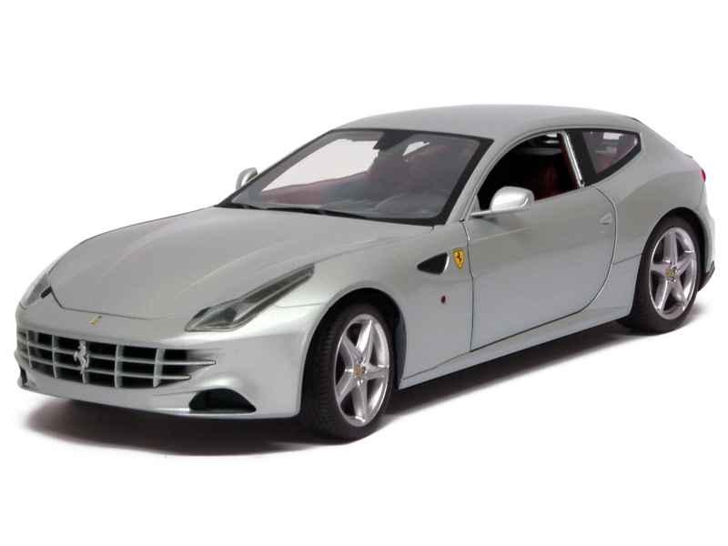 ferrari ff 2011 hot wheels 1 18 autos miniatures tacot. Black Bedroom Furniture Sets. Home Design Ideas