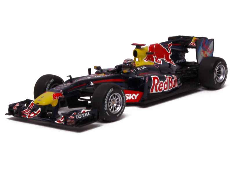72293 Red Bull RB6 Renault Brazil GP 2010
