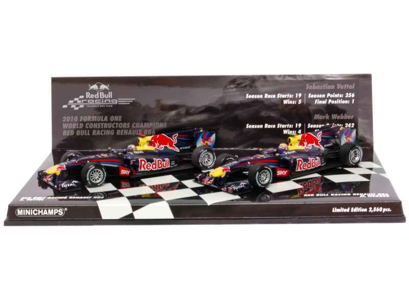 72294 Red Bull RB6 Renault Set 2010