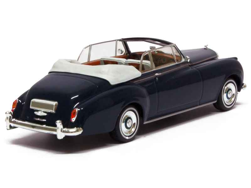bentley s2 cabriolet 1960 minichamps 1 43 autos. Black Bedroom Furniture Sets. Home Design Ideas