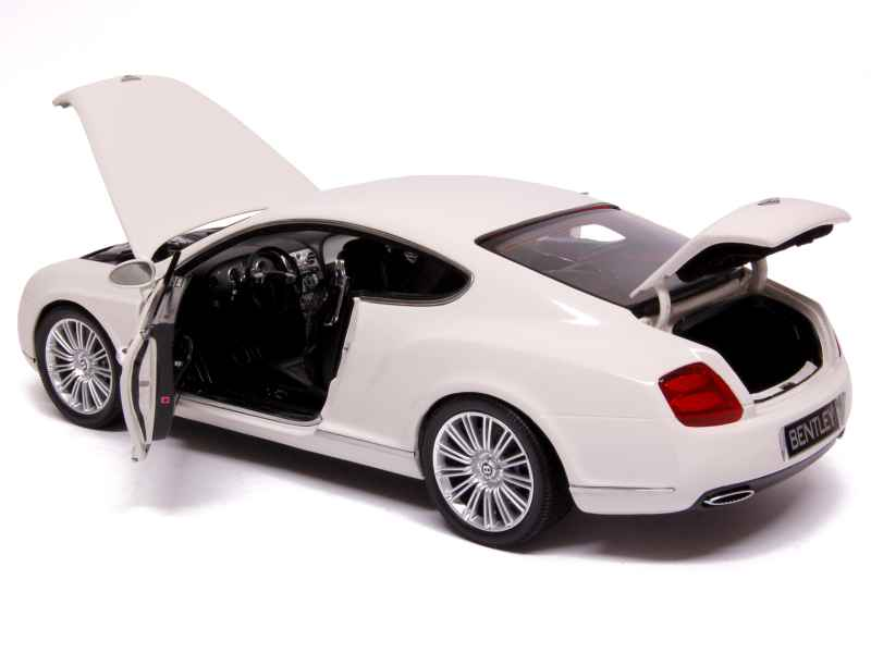bentley continental gt 2008 minichamps 1 18 autos miniatures tacot. Black Bedroom Furniture Sets. Home Design Ideas