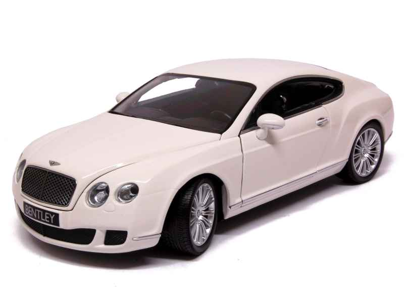 bentley continental gt 2008 minichamps 1 18 autos. Black Bedroom Furniture Sets. Home Design Ideas