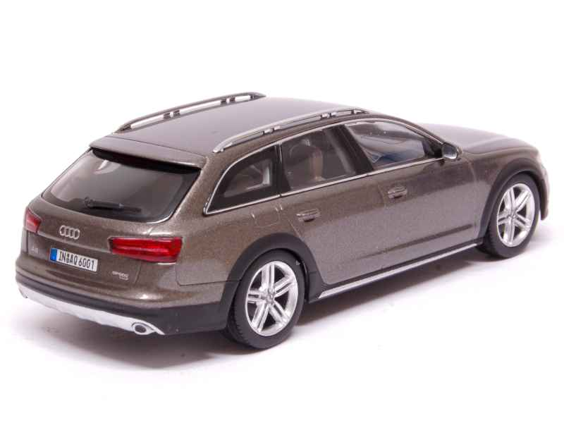 audi a6 allroad 2013 iscale 1 43 autos miniatures. Black Bedroom Furniture Sets. Home Design Ideas