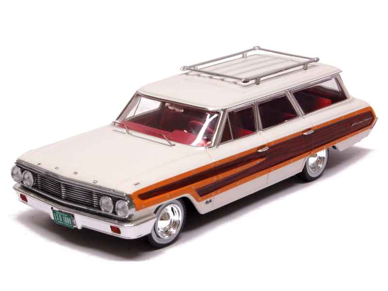 72586 Ford Country Squire 1964