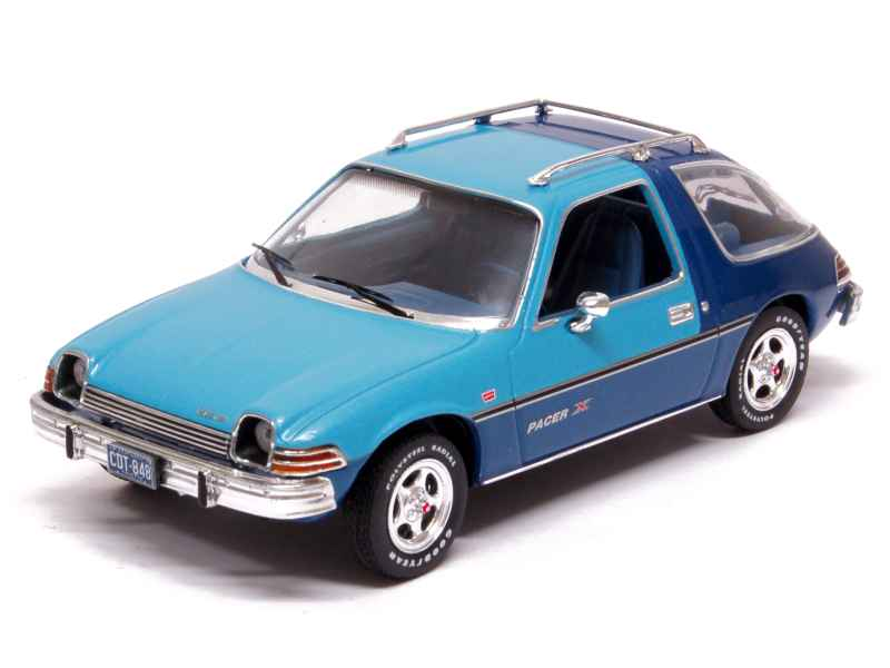 amc pacer x 1975 premium x 1 43 autos miniatures tacot. Black Bedroom Furniture Sets. Home Design Ideas