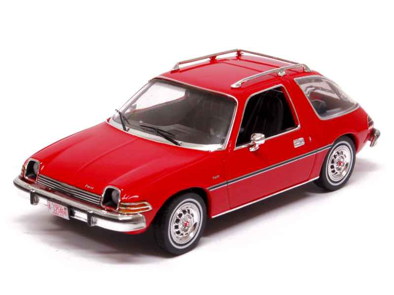 amc pacer 1975 premium x 1 43 autos miniatures tacot. Black Bedroom Furniture Sets. Home Design Ideas