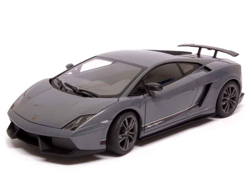 lamborghini gallardo lp 570 4 superleggera 2010 autoart 1 18 autos miniatures tacot. Black Bedroom Furniture Sets. Home Design Ideas