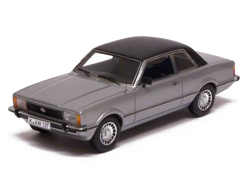 ford taunus coup tc2 ghia 1976 neo 1 43 autos miniatures tacot. Black Bedroom Furniture Sets. Home Design Ideas