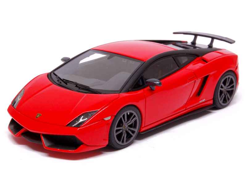 lamborghini gallardo lp 570 4 superleggera 2010 looksmart 1 43 autos miniatures tacot. Black Bedroom Furniture Sets. Home Design Ideas