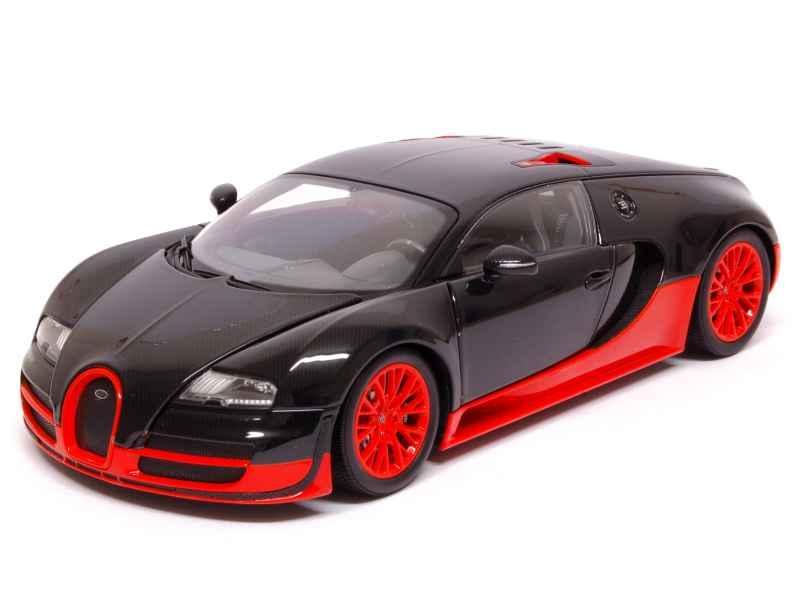 bugatti veyron super sport 2011 minichamps 1 18 autos miniatures tacot. Black Bedroom Furniture Sets. Home Design Ideas