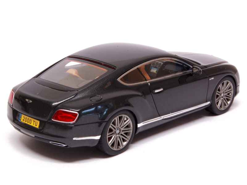 bentley continental gt speed 2013 looksmart 1 43. Black Bedroom Furniture Sets. Home Design Ideas