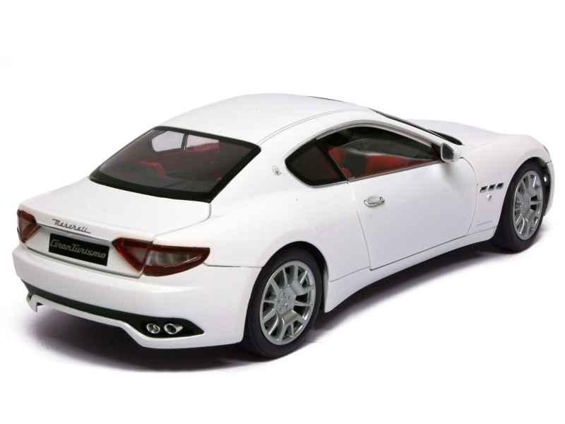 maserati granturismo 2007 mondo motors 1 18 autos miniatures tacot. Black Bedroom Furniture Sets. Home Design Ideas