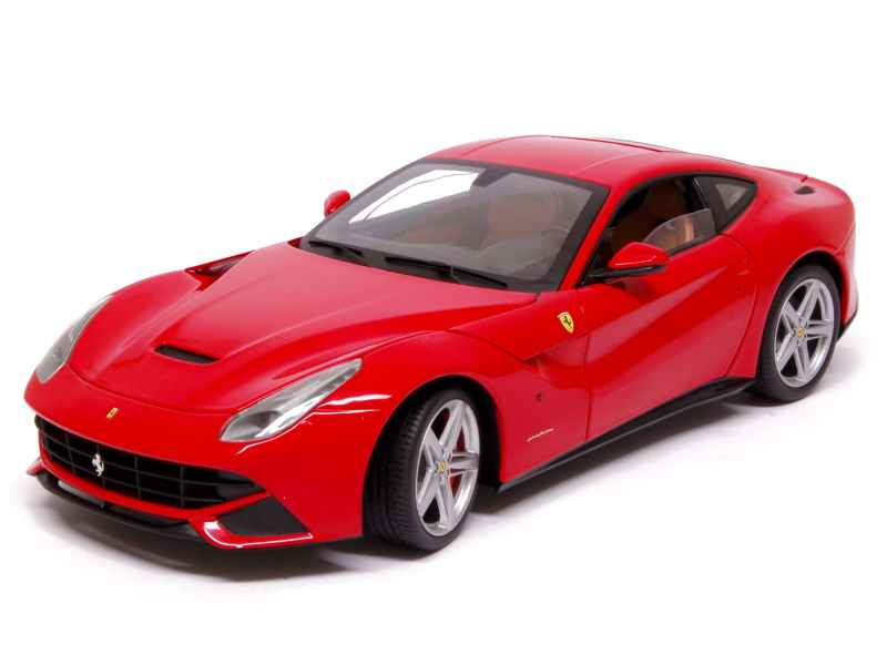 ferrari f12 berlinetta 2012 elite 1 18 autos miniatures tacot. Black Bedroom Furniture Sets. Home Design Ideas