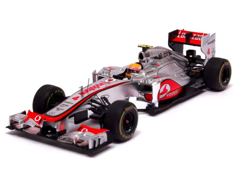 72997 McLaren MP4/27 Mercedes Monaco GP 2012