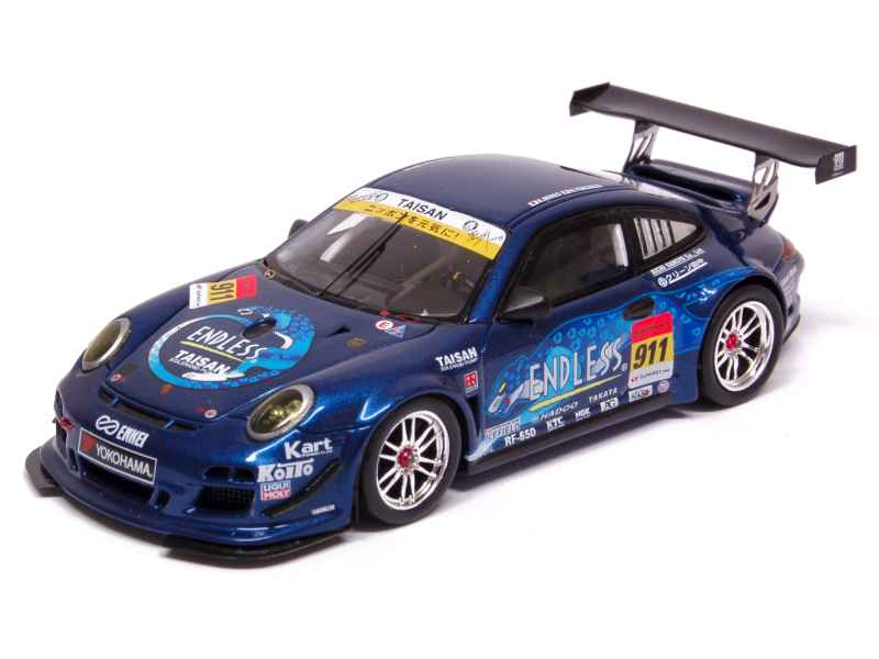 Ebbro - Porsche 911/997 GT3R Super GT300 2012 - 1/43