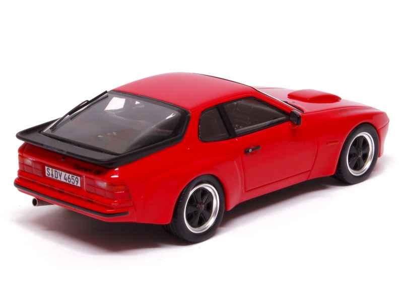 porsche 924 carrera gt 1981 schuco pro r43 1 43 autos miniatures tacot. Black Bedroom Furniture Sets. Home Design Ideas