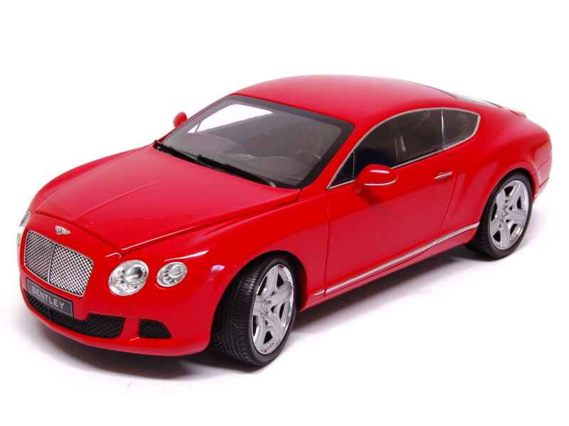 bentley continental gt 2011 minichamps 1 18 autos. Black Bedroom Furniture Sets. Home Design Ideas