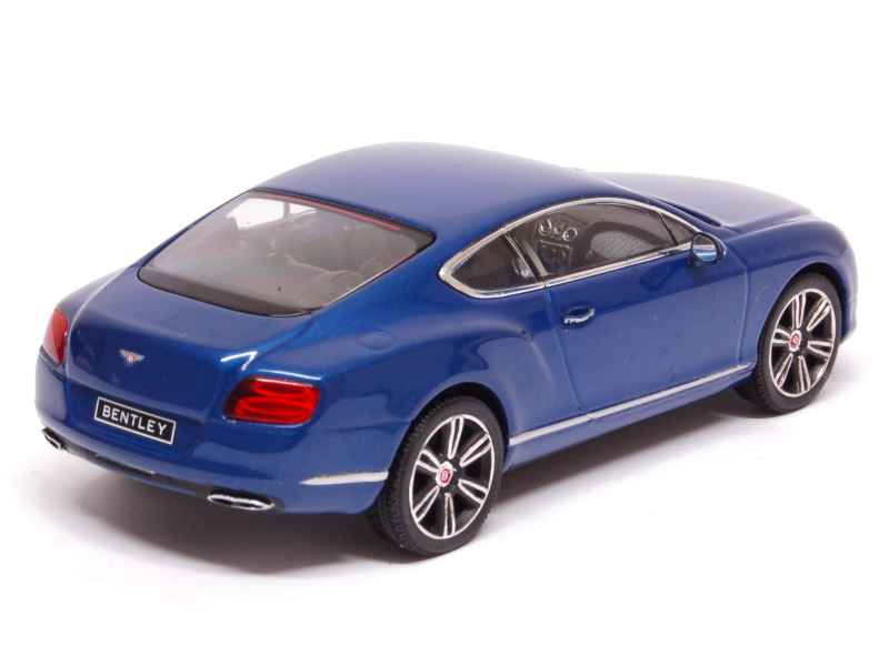 bentley continental gt v8 2011 minichamps 1 43. Black Bedroom Furniture Sets. Home Design Ideas