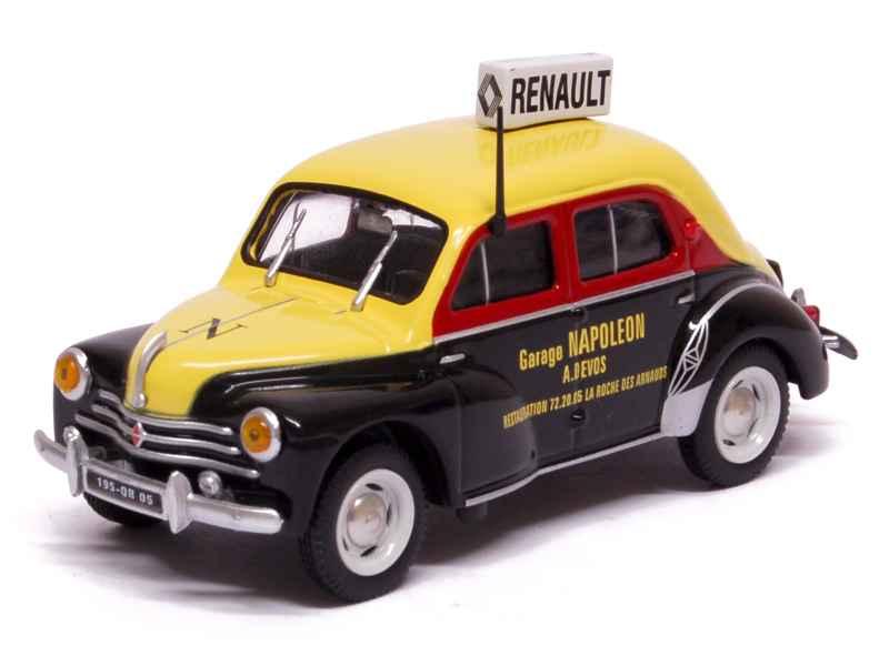 Renault 4cv eligor 1 43 autos miniatures tacot for Grand garage feray renault
