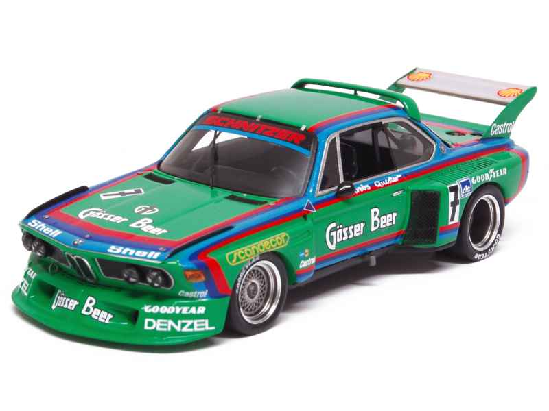 Bmw 3 5 Csl E09 Nurburgring 1976 Spark Model 1 43 Autos Miniatures Tacot