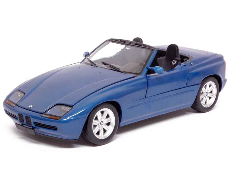 bmw z1 e30 1988 minichamps 1 18 autos miniatures. Black Bedroom Furniture Sets. Home Design Ideas