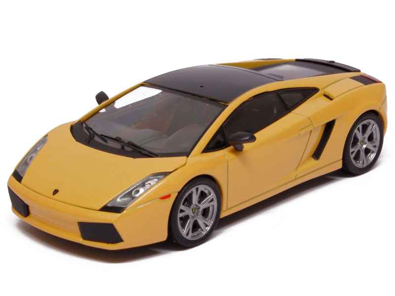 lamborghini gallardo se 2006 kyosho 1 43 autos miniatures tacot. Black Bedroom Furniture Sets. Home Design Ideas