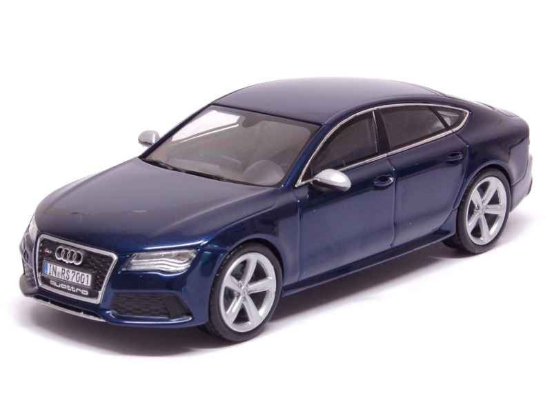 audi rs7 2013 iscale 1 43 autos miniatures tacot. Black Bedroom Furniture Sets. Home Design Ideas