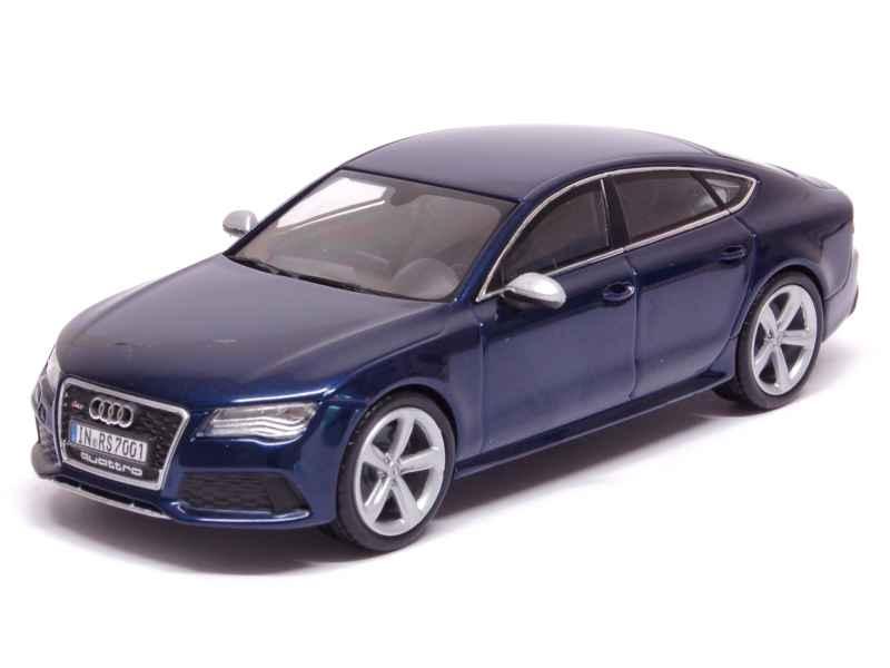 audi rs7 2013 iscale 1 43 autos miniatures tacot. Black Bedroom Furniture Sets. Home Design Ideas