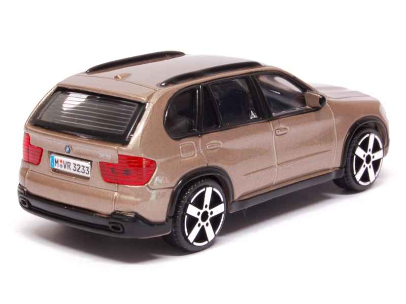bmw x5 e70 burago 1 43 autos miniatures tacot. Black Bedroom Furniture Sets. Home Design Ideas