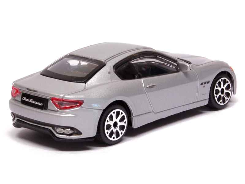 maserati granturismo 2007 burago 1 43 autos miniatures tacot. Black Bedroom Furniture Sets. Home Design Ideas