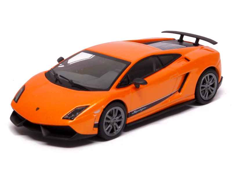 lamborghini gallardo lp 570 4 superleggera 2012 minichamps 1 43 autos miniatures tacot. Black Bedroom Furniture Sets. Home Design Ideas