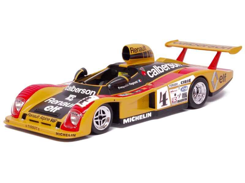 Norev - Alpine A442B Le Mans 1978 - 1/18