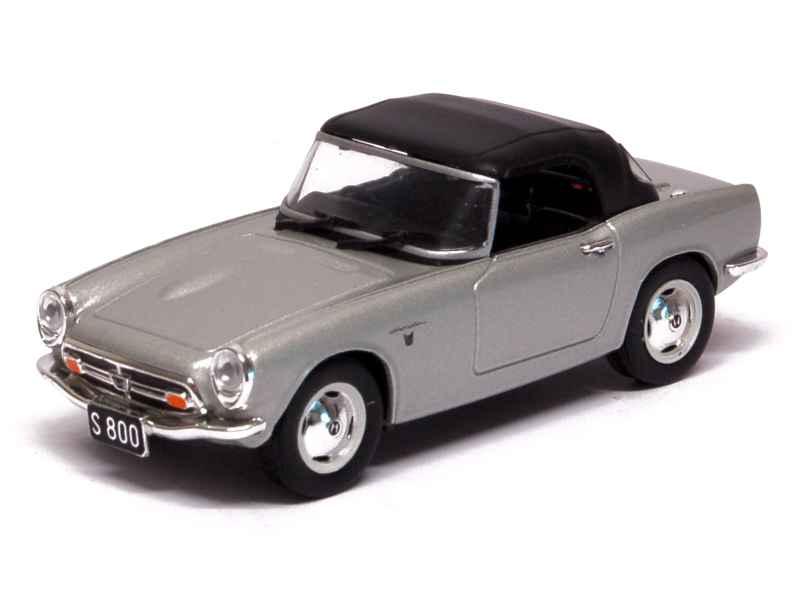 honda s800 cabriolet 1967 x press ap 1 43 autos miniatures tacot. Black Bedroom Furniture Sets. Home Design Ideas