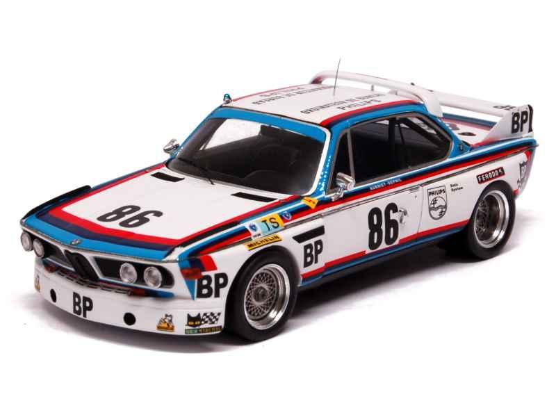 Bmw 3 0 Csl E09 Le Mans 1974 Spark Model 1 43 Autos Miniatures Tacot