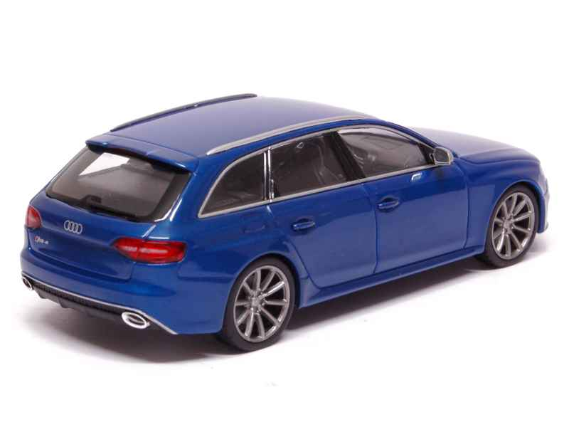 audi rs4 avant 2012 minichamps 1 43 autos. Black Bedroom Furniture Sets. Home Design Ideas