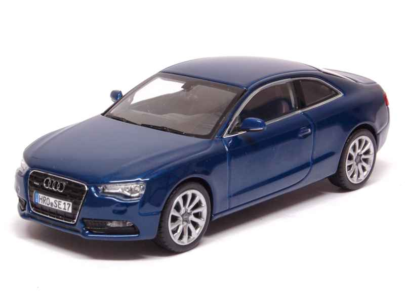 audi a5 coup 2012 norev 1 43 autos miniatures tacot. Black Bedroom Furniture Sets. Home Design Ideas